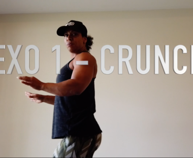 Photo A video course of ab routines
